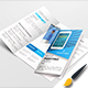 Mobile Apps Trifold Brochure