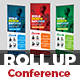 Conference / Event Roll-Up Banner