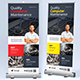 Computer Repair Roll-up Banners