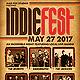 Indie Fest Concert Event Flyer