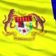 Putrajaya City  Waving Flag