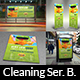 Cleaning Services Advertising Bundle Vol.3