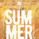 Summer Feels Good Flyer Template