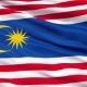 Kuala Lumpur City  Waving Flag