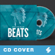 Spectacular Beats - CD Cover Artwork Template