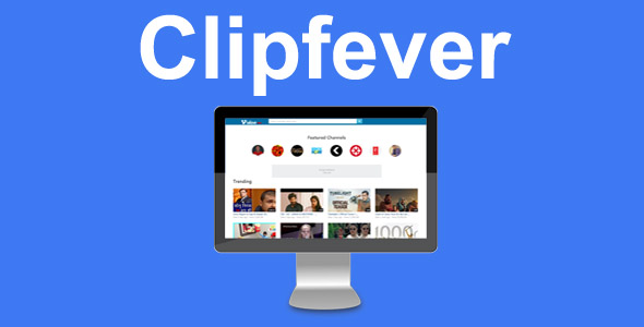 Clipfever – Watch Youtube Videos Online (PHP Scripts) images