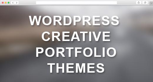 Creative - Portfolio Themes
