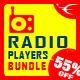 HTML5 Radio Players WordPress Plugins Bundle