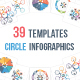 39 Circle Infographic Templates Bundle