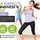 Fitness Postcard Bundle