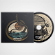 Underwater - CD Cover Artwork Template