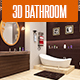 3D Bathroom Design 2