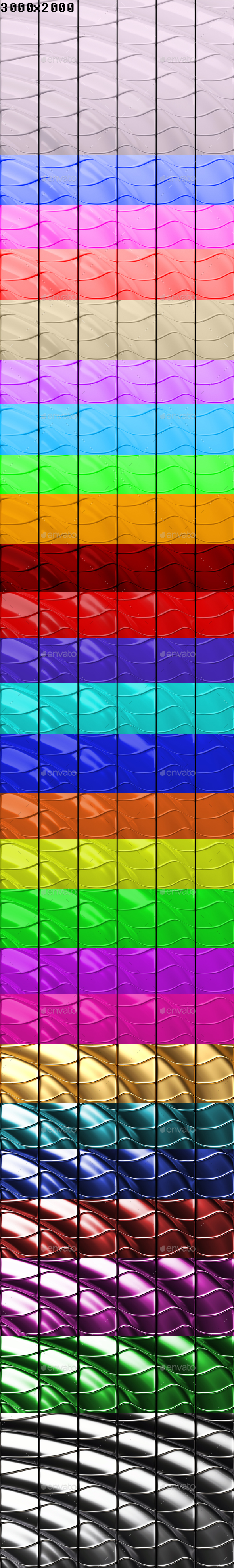 Geometric Waves Wallpapers