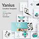 Yanius - Creative Keynote Template