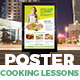 Cooking Lessons Poster Template