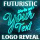 Futuristic Energy Logo Reveal PRO