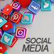Social Media Pack 3D