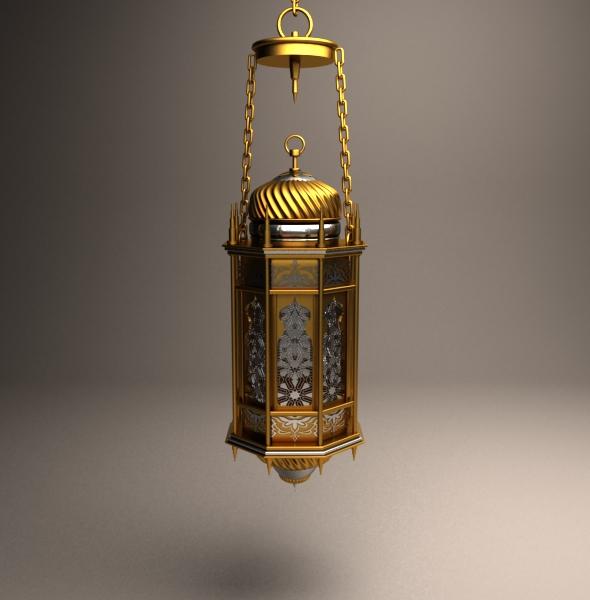 3DOcean Ramadan Lantern 6 19946107