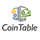 Coin Table - Full Cryptocurrency Market Responsive Page