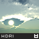 High Resolution Sky HDRi Map 054