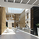 Lobby Hall Foyer Office commercial business scene interior (Render Ready)