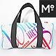 The Gym Bag Mock-up