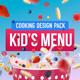 Cooking Design Pack - Kids Food