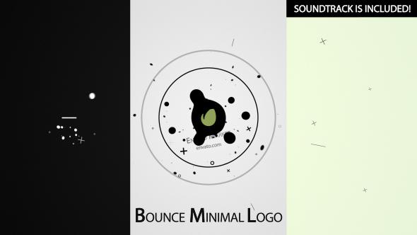 Bounce Minimal Logo