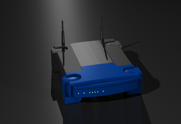 3DOcean Wireless Broadband Network Router 75330