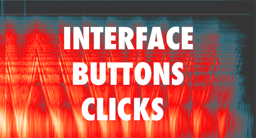 Interface, Buttons and Clicks