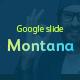 Montana Best Google slides template