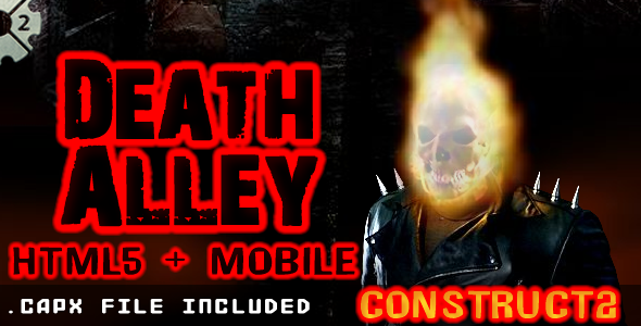 Download Death Alley (capx + html)