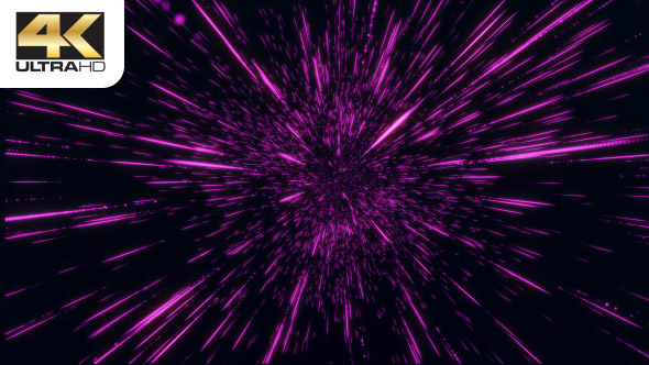 VideoHive Purple Night Explode 19952149