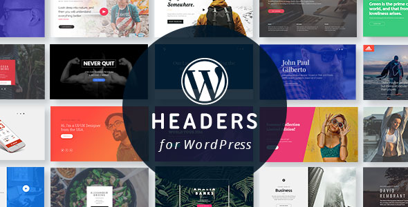 WordPress Headers Plugin with Layout Builder (Miscellaneous)