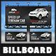 Rent a Car Billboard