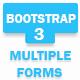Responsive HTML5 Forms with Bootstrap 3