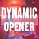 Typo Dynamic Opener V2