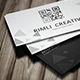 Sleek Business Card Design