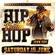 HipHop Battle - Flyer Template