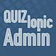 Quizionic Admin Panel for Quizionic 2