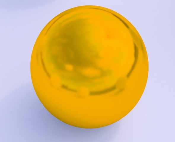 3DOcean Gold 19956638