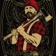Lumberjack T-Shirt Design