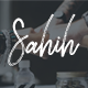 SAHIH - Keynote Template