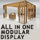 ALL IN ONE - MODULAR DISPLAY PACK
