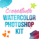 Watercolor Kit For Photoshop