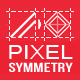 Pixel Symmetry