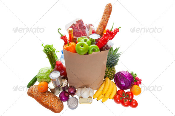 Groceries - Stock Photo - Images