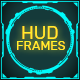 Sci-Fi Futuristic HUD. Vol. 1: Rectangular And Circle Window Frames