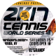 Tennis 2K17 World Series Sports Flyer