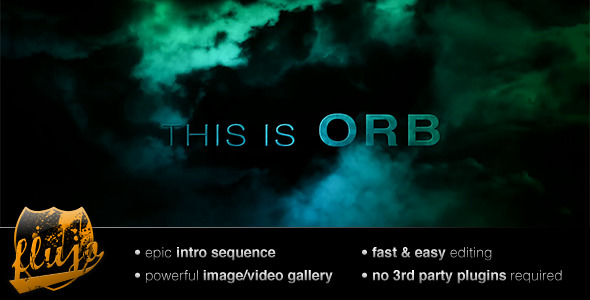 After Effects Project - VideoHive ORB 143526